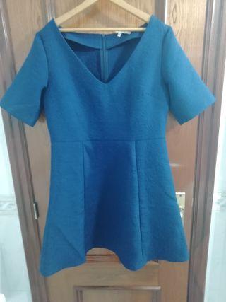 Vestido azul oscuro Easy Wear