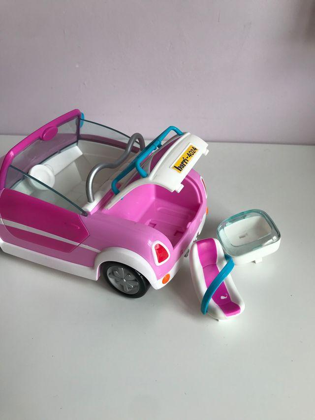 Barriguitas coche