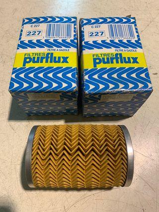 FILTRO DE COMBUSTIBLE PURFLUX C 227.
