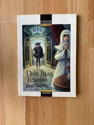 Don Juan Tenorio (libro de lectura)