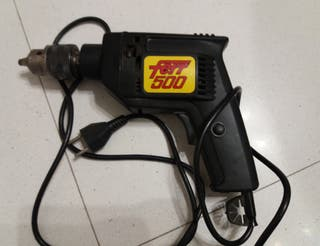 Taladro Ferr de 500 watios, 2500/3000 rpm
