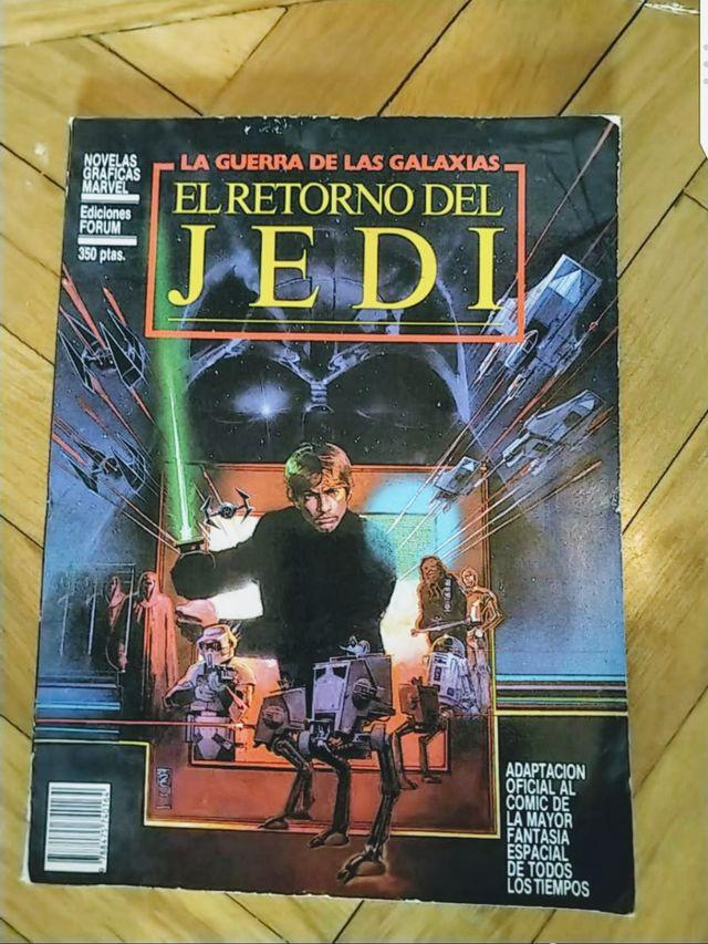El Retorno del Jedi ( La guerra de las galaxias)