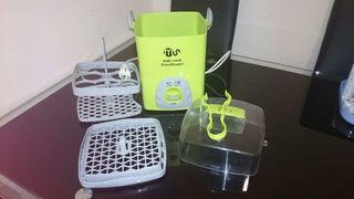 Esterilizador eléctrico 8 biberones