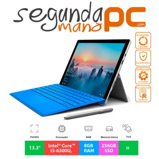 "Microsoft Surface Pro 4 - i5 - 256GB SSD - 13.3"""