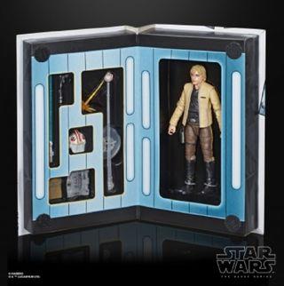 Luke skywalker star wars the black series exclusiv