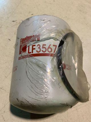 FILTRO DE ACEITE FLEETGUARD LF3567.