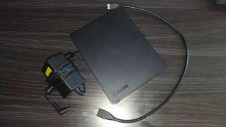 Disco Duro Externo Toshiba 3TB USB 3.0
