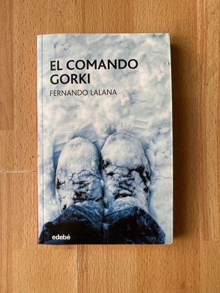 El comando Gorki (libro de lectura)