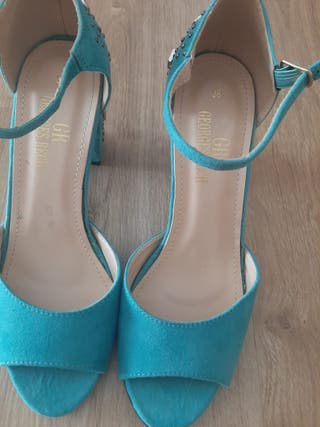 Lote zapatos mujer