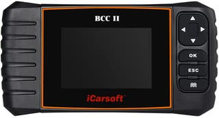 iCarsoft multi-systems Scan Herramienta BCC II par
