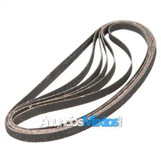 bandas abrasivas EFA1003 8 unidades