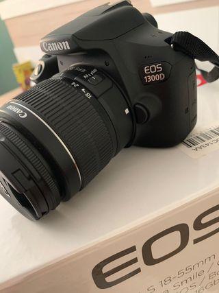 Canon EOS 1300D Cámara Reflex