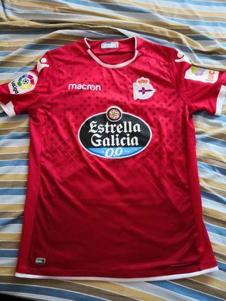 Camiseta original del Deportivo, Talla L