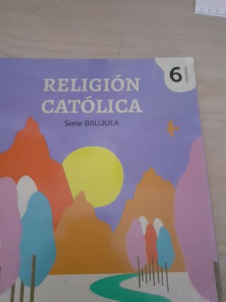 religión 6 primaria brujula