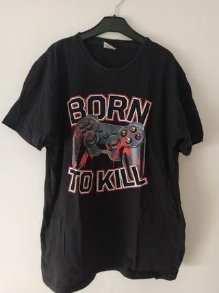Camiseta Born to kill