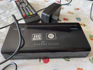 TDT HD grabador USB
