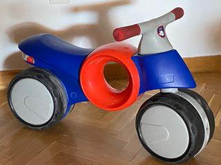 Correpasillos moto niño imaginarium