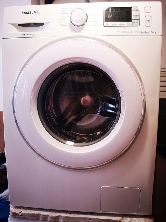 lavadora samsung 7kg 1400rpm