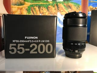 Objetivo Fujifilm