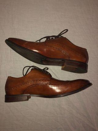 John white London suit shoes