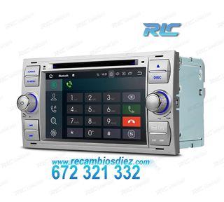 "RADIO GPS 7"" ANDROID 8.0 FORD USB GPS TACTIL HD"