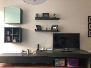 Conjunto mueble comedor 6 piezas