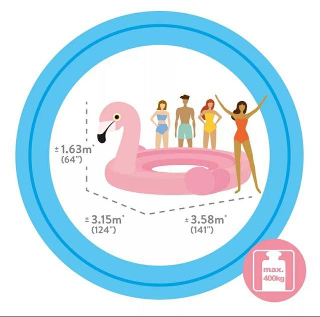 flotador gigante