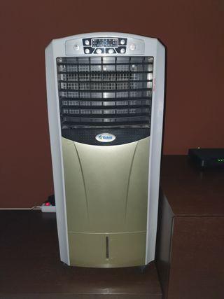 climatizador con gran deposito de agua