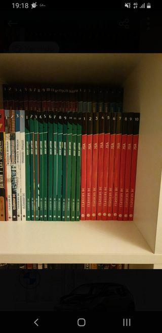 Lote comics Clasicos DC