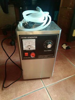 generador de ozono para agua y aire