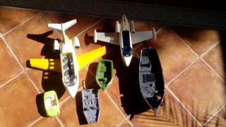 Lote grande de Playmobil