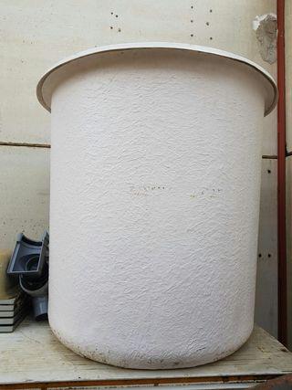 deposito de poliester de 300 litros