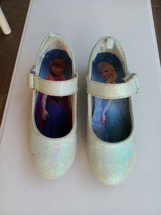 Zapatos Frozen