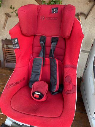 Silla coche Concord de 9 a 18kg Isofix
