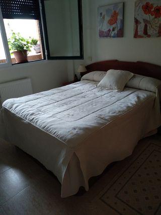 colcha edredón cama 135 cm