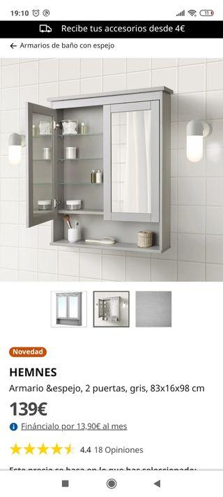 mueble baño Ikea