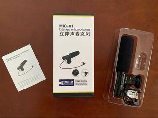 Microfono Stereo