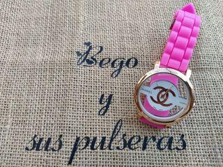 Reloj deportivo pulsera Chanel