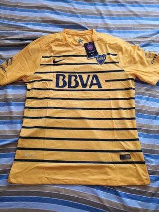 Camiseta original Boca Juniors, talla Xl