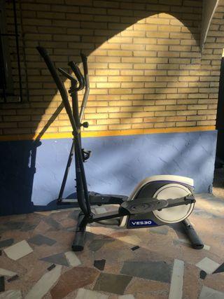 Bicicleta elíptica decathlon VE530
