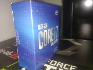 Intel core i7 10700k 10th Gen