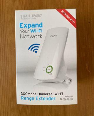 Repetidor de red Wifi