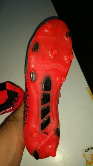 botas para el fútbol