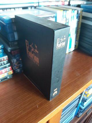 trilogia el padrino pelicula dvd
