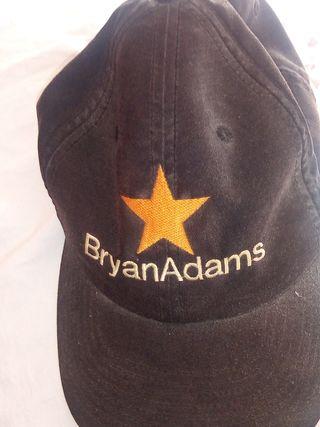 Gorra Bryan Adams