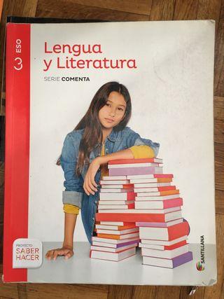 Libro de lengua y literatura 3eso