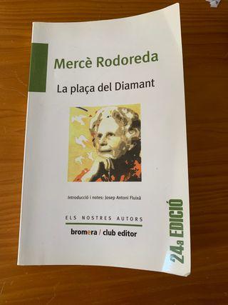 "Libro ""La Plaça del Diamant"""