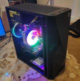 PC GAMER CORE I7 32 GB de RAM GTX 1060 GAMING