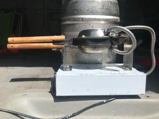 Máquina para hacer bubble Gofre.