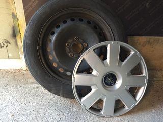 Juego ruedas invierno FORD 205/55/16